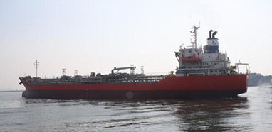 Ship Sale : 10329 T Chemical Tanker For Sale