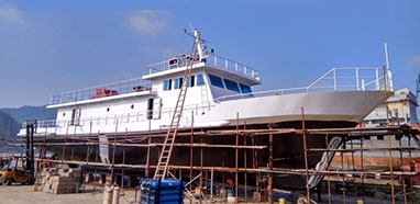 Ship Sale : 34 M Crew/Patrol Boat For Sale